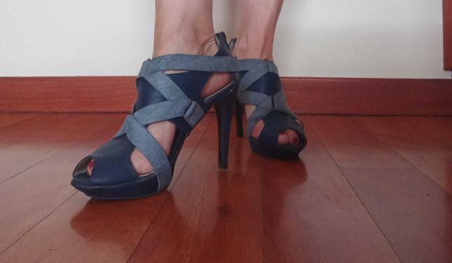 sandálias impecáveis - 37 - morgan