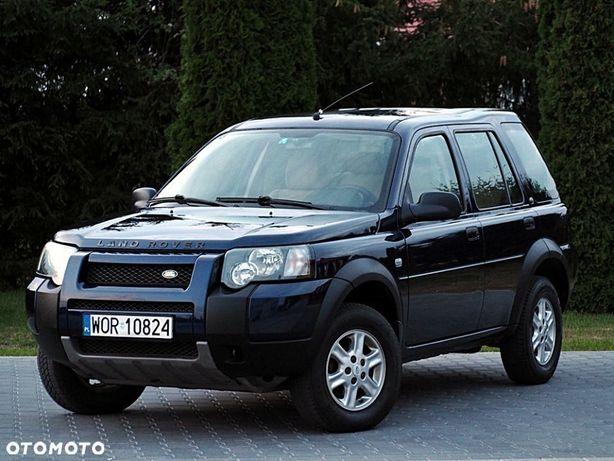 Land Rover Freelander LIFT 4x4 2.0 Diesel 112KM Klimatyzacja Jasny Środek *12LAT JEDEN WŁAŚ*