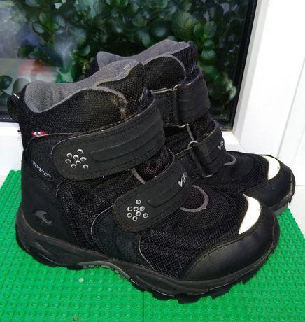 Зимние сапоги термо ботинки viking р. 32, стелька 20.5 см gore tex