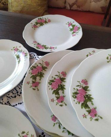 Тарелка Япония Ямацу 50г сервиз СССР винтаж фарфор посуда бу редкая