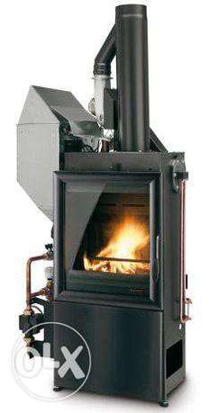 Recuperador de calor Palazzetti Multifire 45 Idro Lenha & Pellets