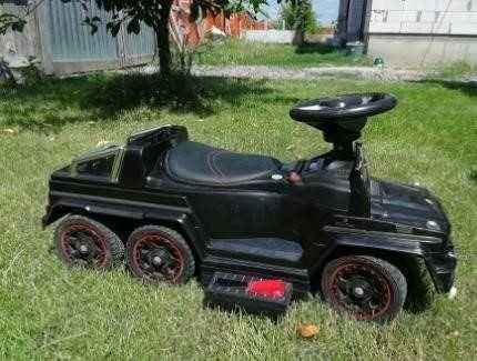 Толокар-электромобиль Bambi 2в1