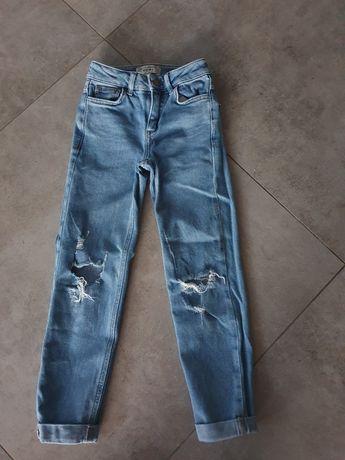 Spodnie Jeans New Look 134 cm