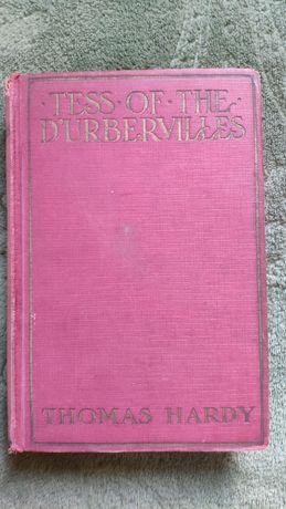 Книга Thomas Hardy Tess of the d'urbervilles