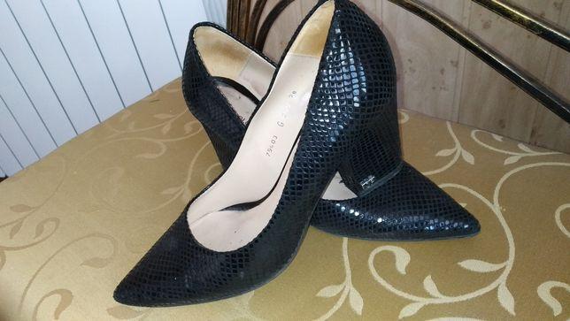 Buty  kolor czarnySF roz 38