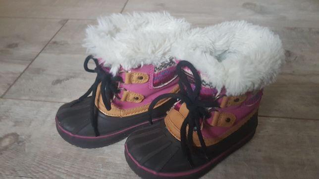 Śniegowce/buty na zime LONDON FOG r.21 22 sorel