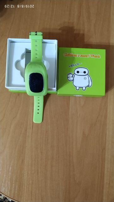 Часы детские Q50 с gps навигацией
