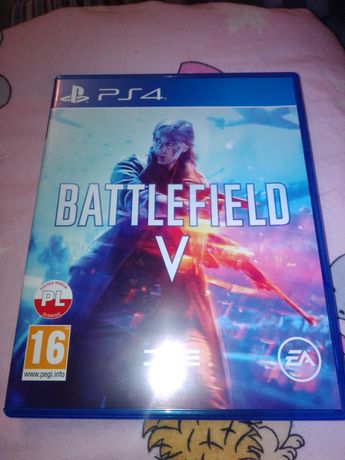 Gra PS4 Battlefield 5