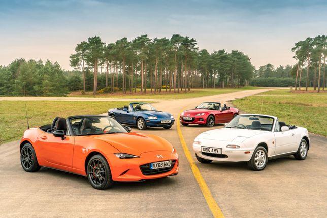 Venda Peças Novas Originais/Aftermarket ou Usadas Mazda Mx5