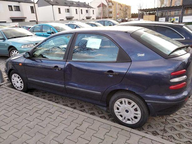 Samochód osobowy Fiat Brava 1.6