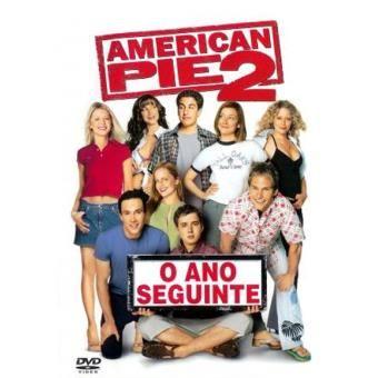DVD American Pie 2 - O Ano Seguinte Filme Legendas PT Entrega IMEDIATA