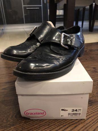 Dandy slipper, официальная обувь женская в школу, на работу 41 размер