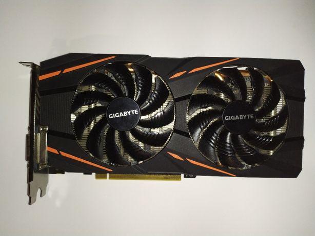 Видеокарта Gigabyte RX 570 4G