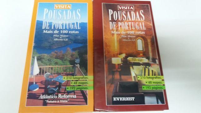 Guias de Pousadas de Portugal - Ilustrados
