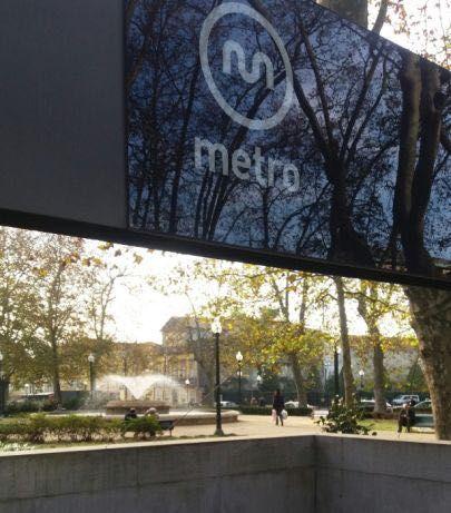 Estúdio na Praça do Marquês