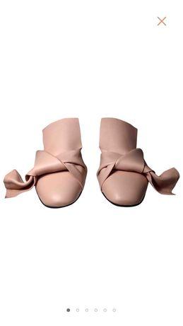 Sapatos rosa Nº. 21