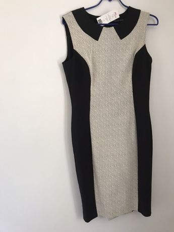 Новое стильное стрейчевое платье франция french connection p.14