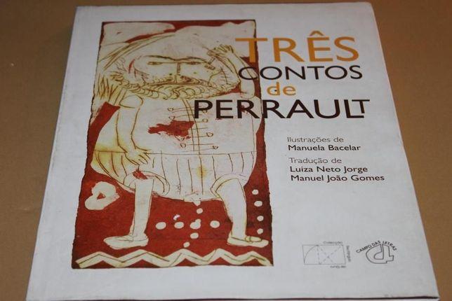 Três Contos de Perrault de Charles Perrault