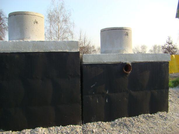 Naprawa, uszczelnianie SZAMB ,zbiorników betonowych, plastikowych
