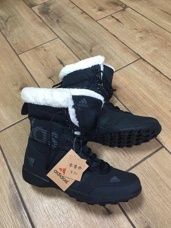 Зимние сапоги Adidas Сlimaproof, все размеры в наличии!