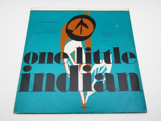 One Little Indian Vol.2 Compilação - Disco Vinil Duplo 1990 Indie Rock