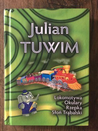 Lokomotywa, okulary, rzepka, słoń Trąbalski - Julian Tuwim