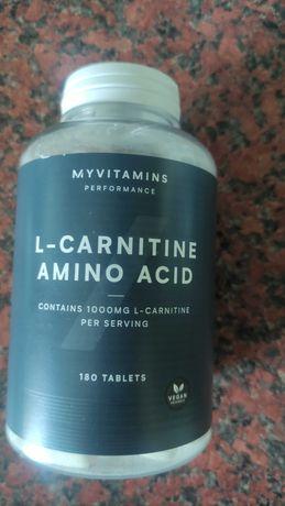 Аминокислота L-карнитин Витамины Добавки Спорт