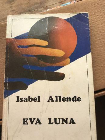 Livro Eva Luna Isabel Allende