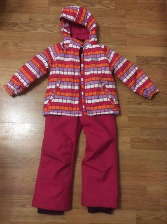 Зимняя куртка комбинизон reima tec 110 122  Gap