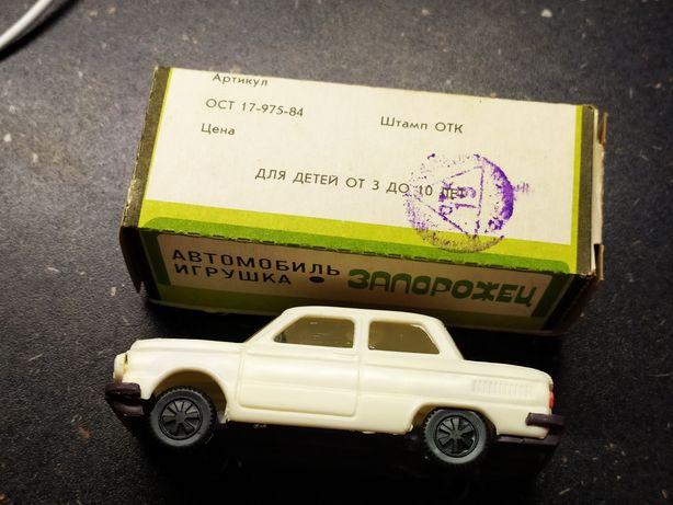 Машинки СССР в коробках