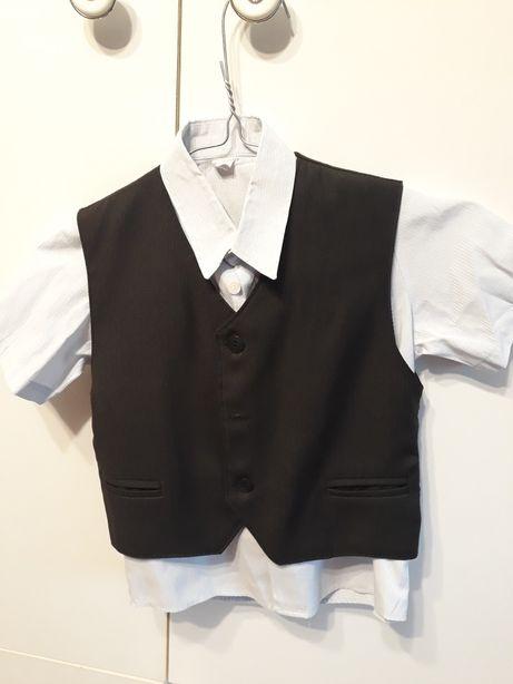 garnitur dla chłopca 110