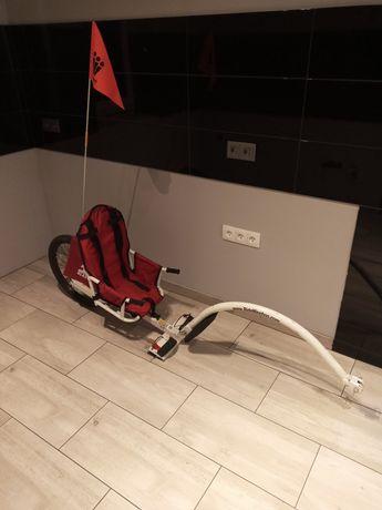 Wee-Hoo Przyczepa do roweru przyczepka- fotelik