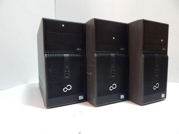 Системный блок компьютер Fujitsu i3 3220 4 ГБ USB 3.0 для офиса учебы