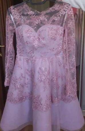 Выпускное/вечернее платье 44 размер