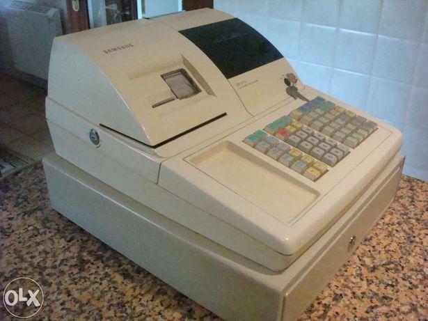 Máquina Registadora Samsung ER-5115 + OFERTA da Programação
