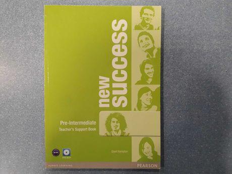 Продам учебник английского new SUCCESS  Pre-Int, Teacher`s Book