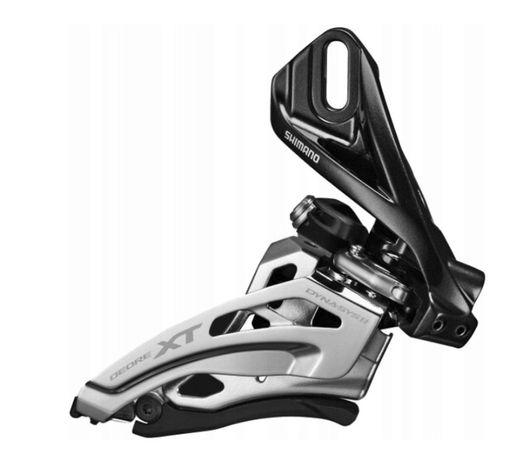 Przerzutka rowerowa Shimano Deore XT FD-M8020 2 x 11 speed