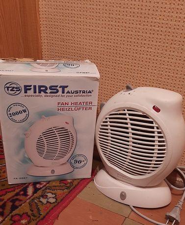 Обогреватель, тепловентилятор, дуйчик, калорифер комнатный.