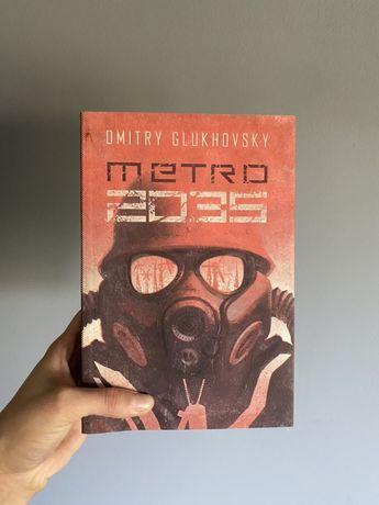 "Książka ""Metro 2035"" Dmitry Glukhovsky"