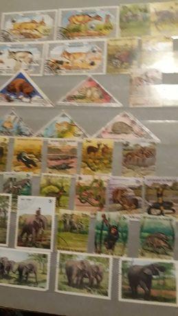 Моя коллекция марок