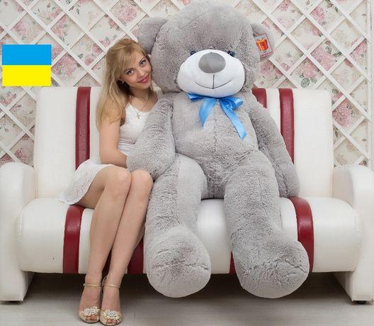 Плюшеві Ведмеді від Виробника. Купити м'яку іграшку великого медведя.
