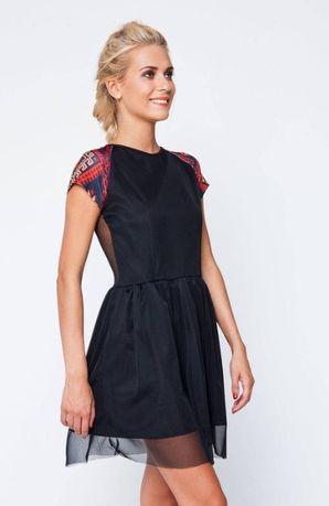 Nenka платье с орнаментом украинского бренда сукня плаття Ненька