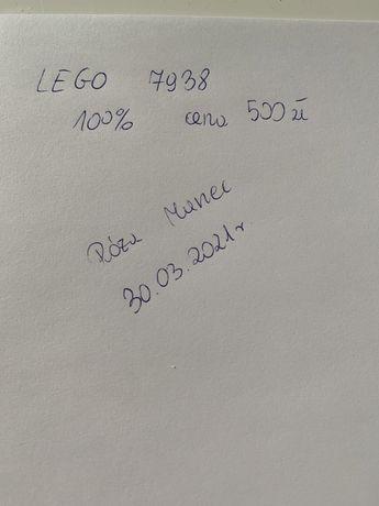 Lego pociag 7938