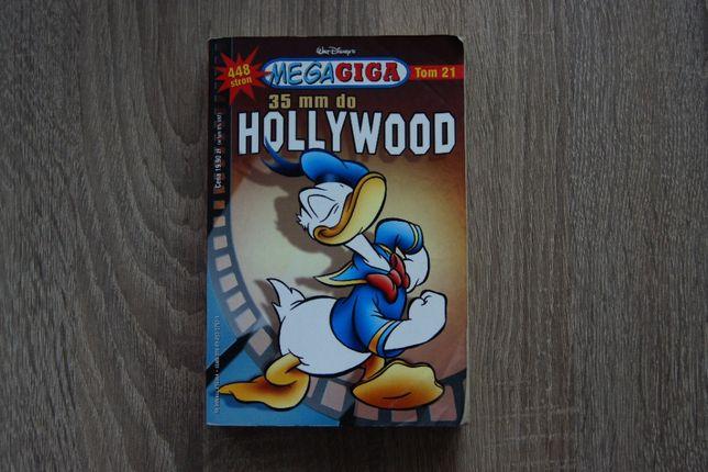 Komiks Kaczor Donald Mega Giga tom 21, 447 stron