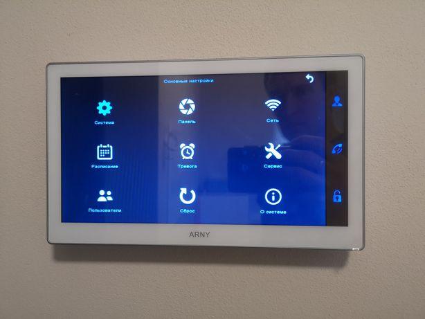 Відеодомофон Arny AVD-1040 wifi (з управлінням з мобільного)