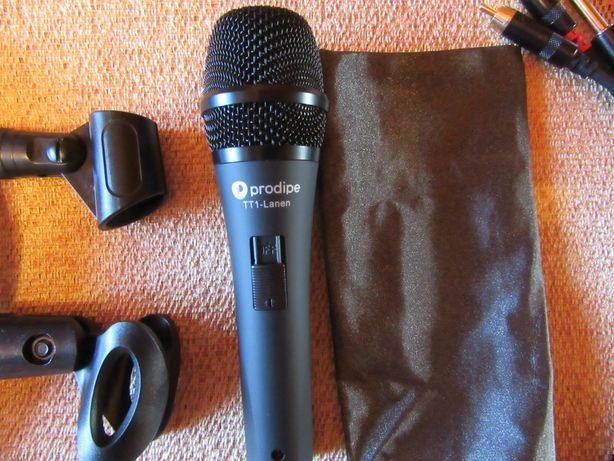 Sprzedam Mikrofon + sprzęt