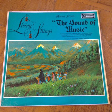 Disco vinil LP - Music from The Sound of Music