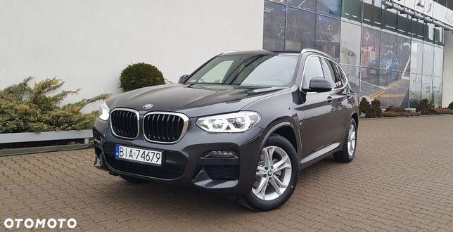 BMW X3 NiskiPrzebieg//BogateWyposażenie//SalonPL