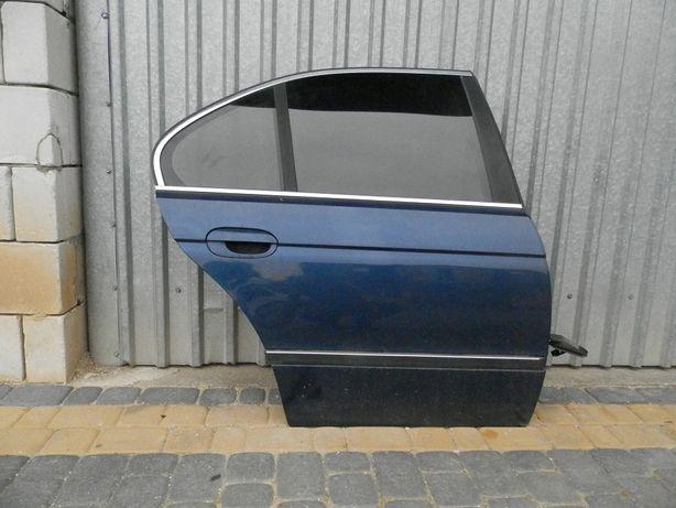 Drzwi Prawy Tył bmw e39 sedan biarritz-blau 363 woj świętokrzyskie