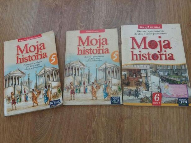 Podręcznik do historii z cwiczeniowka